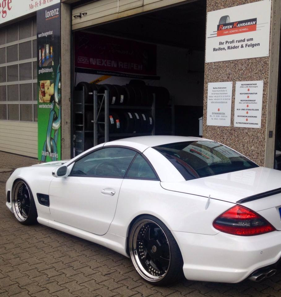 Reifen-Kahraman-Mainz-Reifenwechsel-Mercedes-SL-Reifen-günstig-bestellen-in-mainz-wechsel